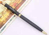 SLIM PEN WITH GOLD PARTS
