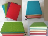 LEATHER DIARY BOOK