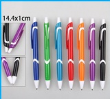 COLORFUL BARREL BALL PEN